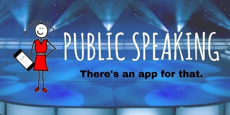 10 Great Public Speaking Apps for Killer Presentations - Ginger Public Speaking | Serious Play | Scoop.it