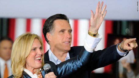Ann Romney embraces Pinterest - CNN (blog) | Pinterest News | Scoop.it