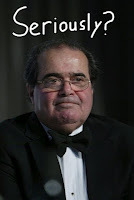 Justice Scalia: Let Them Die   Coffee Party Feminists   Scoop.it