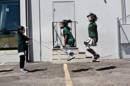 Schools With No Playgrounds Teach Kids Not to Play | Benefits of Movement | Scoop.it
