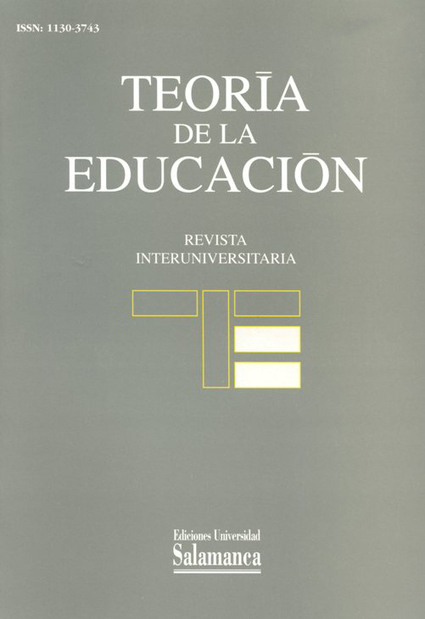 Teoría de la Educación. Revista Interuniversitaria | Educacion, ecologia y TIC | Scoop.it