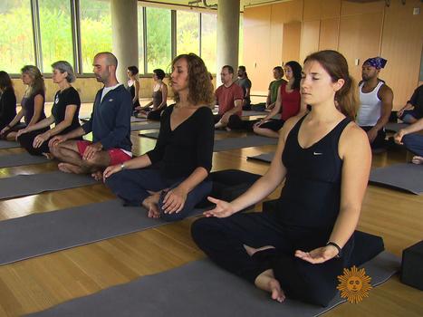 The art of yoga - CBS News | Wellness and Preventive Health | Scoop.it