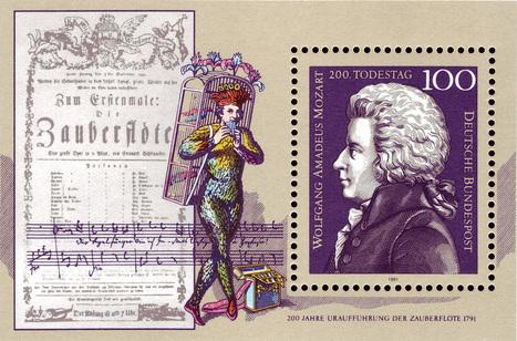 """JOUR DE SIÈCLE  : 30 septembre 1791 - Vienne : première représentation de """"la Flute enchantée""""   Festival Baroque de Tarentaise : actualités & rendez-vous   Scoop.it"""