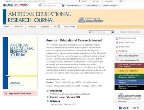 3 Must-Have Research Resources for Educators   Edudemic   Educación a Distancia (EaD)   Scoop.it