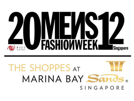 Men's Fashion Week Singapore 2012 | I don't do fashion, I am fashion | Scoop.it