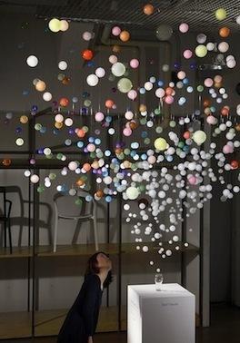 Emmanuelle Moureaux: Coca-Cola   Art Installations, Sculpture, Contemporary Art   Scoop.it