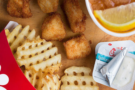 Chick-Fil-A Is Testing A New Solution To Crazy-Long Lines | Kickin' Kickers | Scoop.it