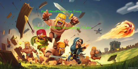 Clash Of Clans Gameplay Video | Hot-Shot Articles .. | Scoop.it