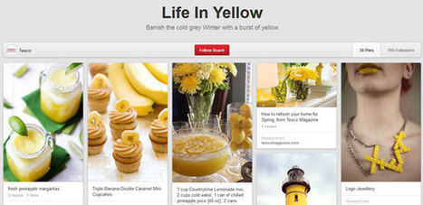 5 Great Pinterest Board Examples | Business 2 Community | Pinterest | Scoop.it