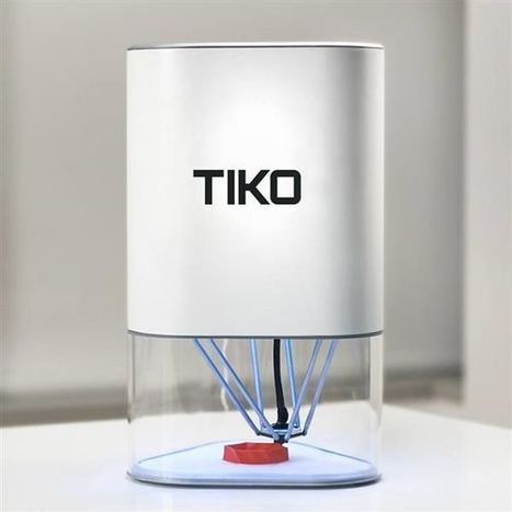 TIKO : L'imprimante 3D pas cher | impression 3D | Scoop.it