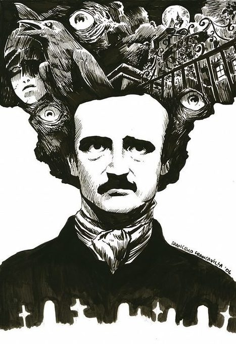 Más de 60 cuentos de Edgar Allan Poe traducidos por Cortázar - Cultura Colectiva | microrrelatos | Scoop.it