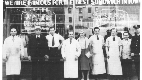 Pastrami on rye: A full-length history of the Jewish deli | Southmoore AP United States History | Scoop.it