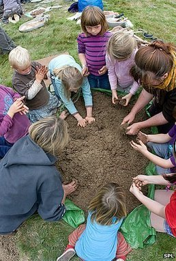 Nature deficit 'harming children' | Childs Play - Permaculture for Kids | Scoop.it