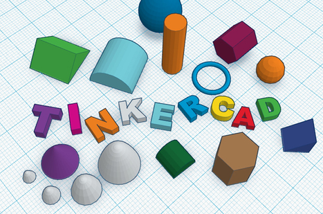 Aprendiendo a diseñar en Tinkercad | DIWO | RED.ED.TIC | Scoop.it