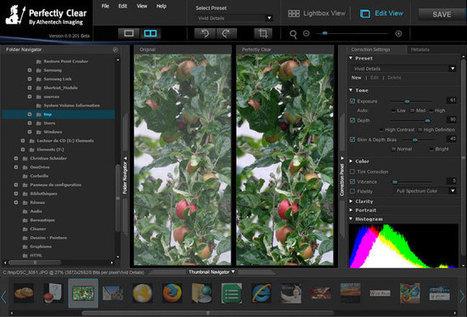 Perfectly Clear Desktop - Améliorer vos photos | Retouches à tout | Scoop.it