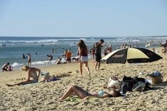 Les vacanciers gardent le moral | Camping en France et ailleurs | Scoop.it