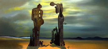 Réalité virtuelle : entrez dans un tableau de Dali | UseNum - Culture | Scoop.it