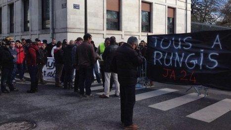 Manifestation des agriculteurs à Périgueux - France 3 Aquitaine | Agriculture en Dordogne | Scoop.it
