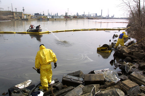 The Most Expensive Onshore Oil Spill in U.S. History | canadian navy new ships | Scoop.it