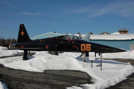 F-5E, Empire State Aerosciences Museum - and the 'Infamous Ice Road Trip'! | Warbirds | Scoop.it