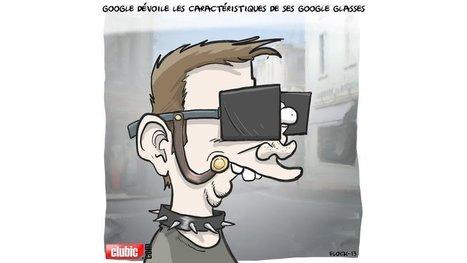Google Glass et les réseaux sociaux | Tourisme,... | Marketing Internet News | Scoop.it