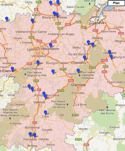 Les unités de méthanisation se multiplient en Rhône-Alpes : le boom annoncé du biogaz | Biogaz | Scoop.it