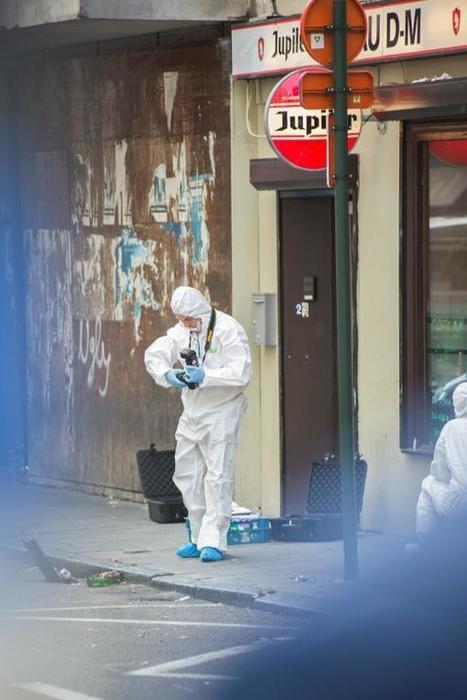 Bruxelles: un homme tué par balle dans le centre ville, un autre est grièvement blessé (photos) - lacapitale.be   Belgique proxénétisme   Scoop.it