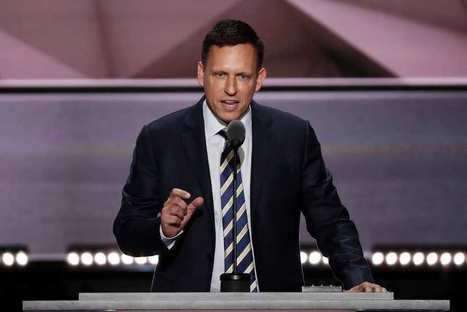 Faillite de Gawker: Peter Thiel se pose en sauveur du journalisme | DocPresseESJ | Scoop.it