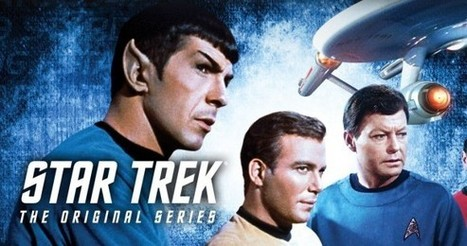 Hulu making all Star Trek episodes free until April [UPDATE] - SlashGear | Stream & Download 411 | Scoop.it