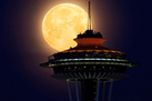 Supermoon Secrets: 7 Surprising Big Moon Facts | Planets, Stars, rockets and Space | Scoop.it