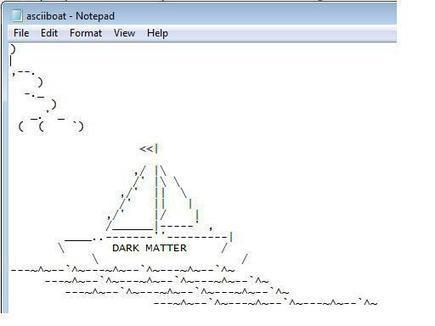 August 28, 2013: Artistic Expressions! | ASCII Art | Scoop.it