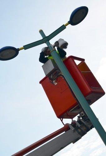 La ville de Menton modernise son parc de vidéoprotection | Electro access | Scoop.it