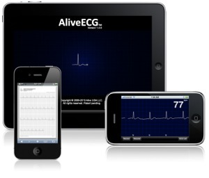 iPhoneECG-maker AliveCor raises $10.5 million | Quantified-Self & Gamification | Scoop.it