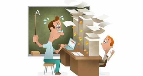 Turhiin töihin voi kulua viidennes työajasta | World of Work & Research | Scoop.it
