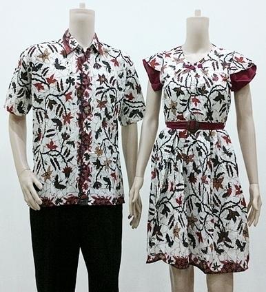 Batik Sarimbit Modern Joana Cakar SB711 | Toko Online Batik Ganitri | mischaYY | Scoop.it