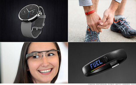 Smartphones are fading. Wearables are next | Technology used in FE or HE Classrooms | Scoop.it