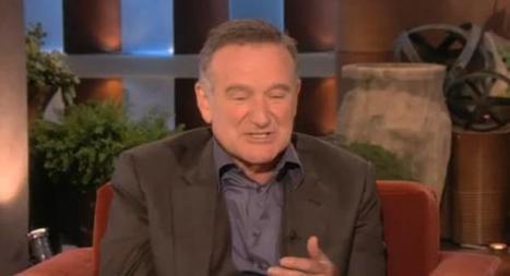 Quand Robin Williams s'attaque à Siri et à l'iPhone 4S | Apple World | Scoop.it