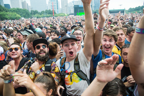 5 Tips for Music Photographers to Stay Safe at Festivals   Chain Letters from above   Scoop.it