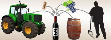 Gross Margins: Breaking Down the Price of a Bottle of Wine | Wine | Scoop.it