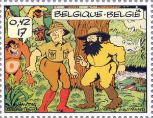 Youthphilately – Michel BE 2900 | Philately, Books & Comics | Scoop.it