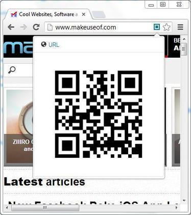 Smart QrCode Generator: Generate QR codes for URLs and images in Google Chrome | 21st Century STEM Resources | Scoop.it