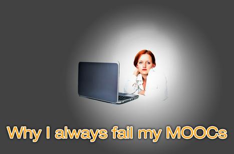 Why I Always Fail My MOOCs - ExitTicket Student Response System | MOOCs | Scoop.it