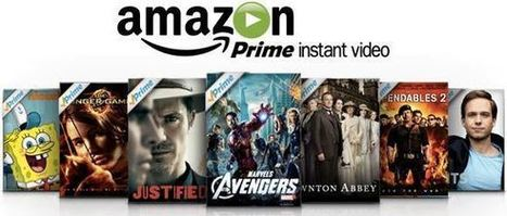 Amazon Prime Video to launch in France, Italy and Spain | screen seriality | Scoop.it