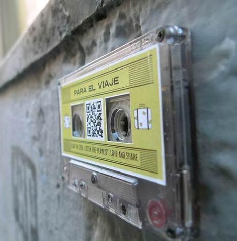 Unforgotten Playlist – La mixtape devient Street Art | Ufunk.net | GPN | Scoop.it