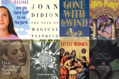 Eight Books by Women Authors That Changed Our Lives | Poesia Paura di Padre di Pietro Recupero | Scoop.it