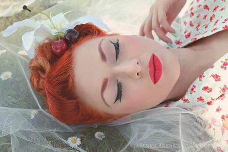 Croation Pin Up Girl Greta Macabre Brings Class & Elegance To Life | Rockabilly | Scoop.it