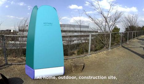 Cette douche portative peut recycler 20 litres d'eau pendant deux semaines   Idées responsables à suivre & tendances de société   Scoop.it