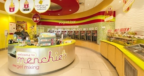 American yogurt chain Menchie's planning to open 200 stores in UK | Dairy Industry News | Scoop.it