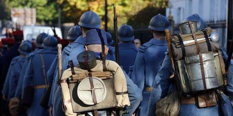 Les corps de deux poilus morts en 1917 découverts dans la Marne – metronews | Centenaire de la Première Guerre Mondiale | Scoop.it