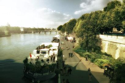 Aménagement des berges rive droite, la PAROLE est aux PARISIENS | URBANmedias | Scoop.it